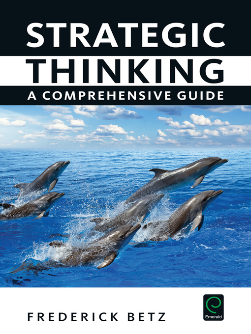 Title details for Strategic Thinking by Frederick Betz - Available
